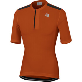 Sportful Giara Tee Men, sienna